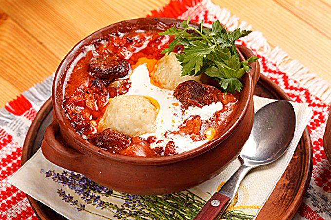 Блюдо белорусской кухниы с фото