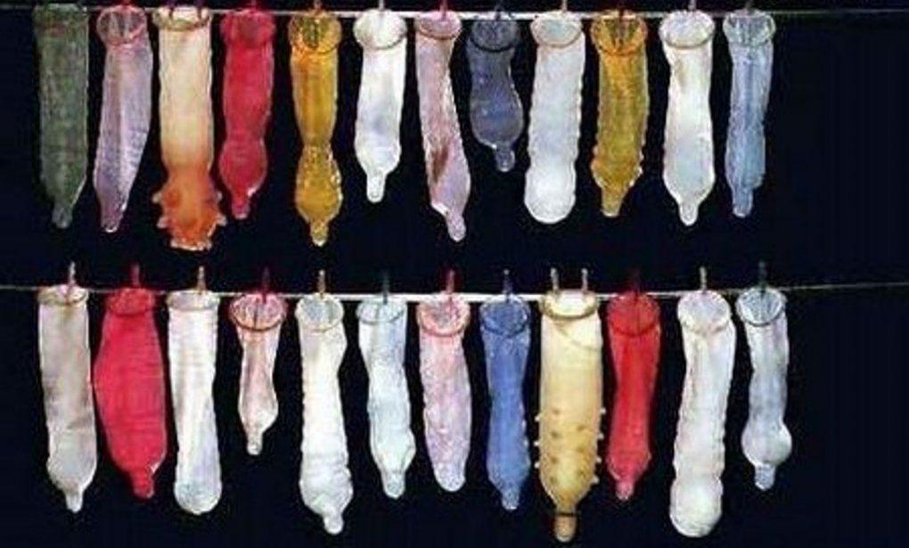 домашние фото использованный презерватив
