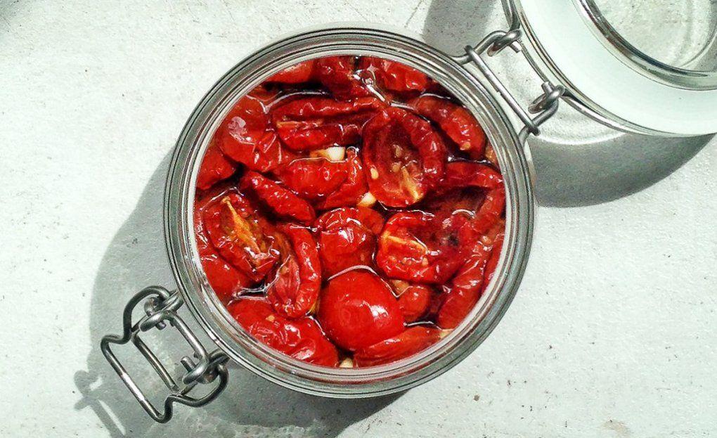 Как приготовить вяленые помидоры в домашних условиях в сушилке 92